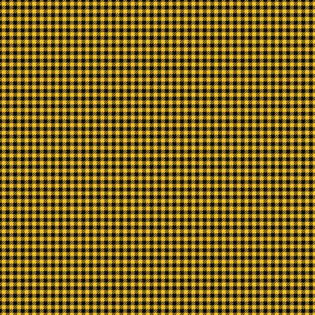 Black   Yellow Checker Plaid Paper