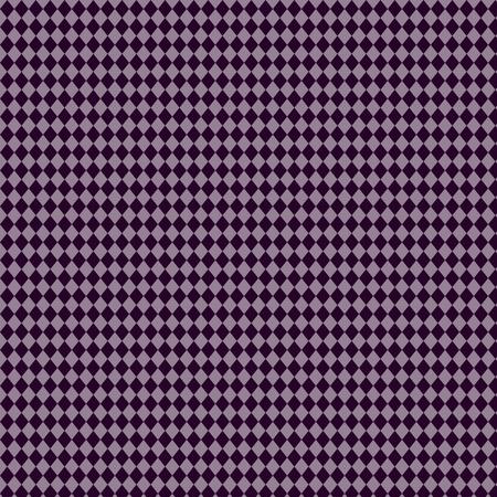 Deep Purple Argyle Paper Banco de Imagens