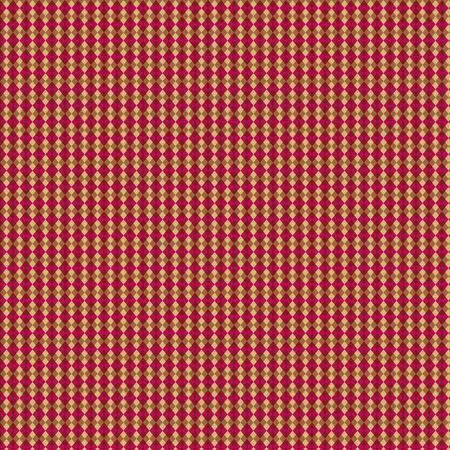 Brown & Raspberry 2 Argyle Blend Paper Фото со стока