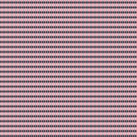 Pink & Navy Argyle Blend Paper Фото со стока