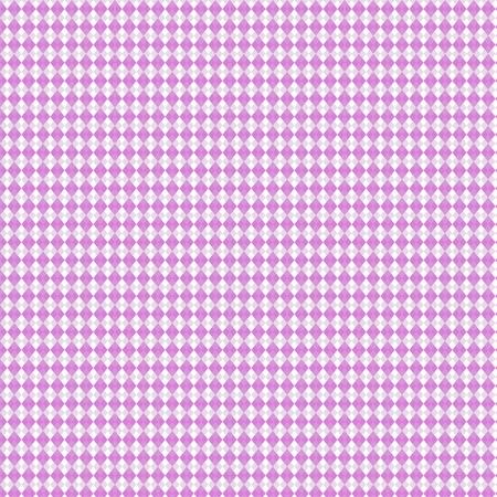 White & Purple Argyle Blend Paper Stockfoto