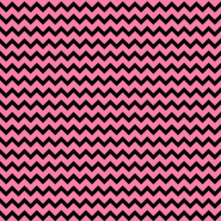 Light Pink Black Chevron Paper
