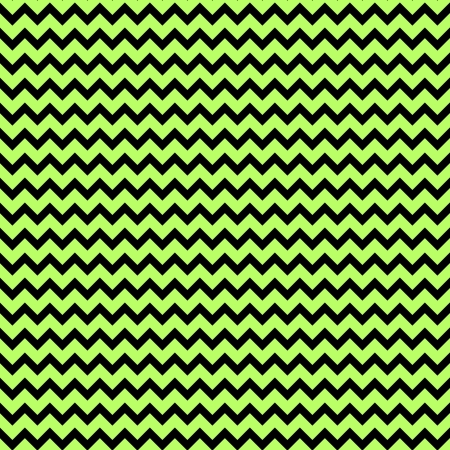 Light Green Black Chevron Paper