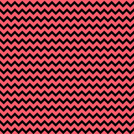 Pink Black Chevron Paper Stock fotó