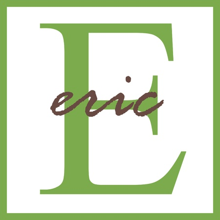Eric Name Monogram