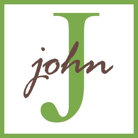 John Naam mongram