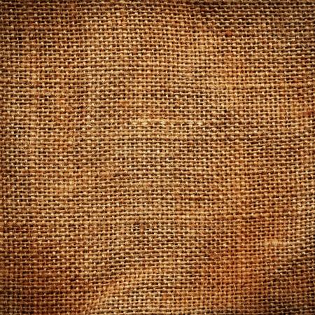 burlap: High detailed texture of a burlap material