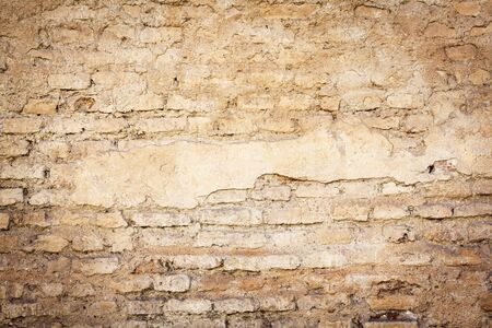 Urban grungy street wall, may be used as background or texture Stock Photo - 14310516