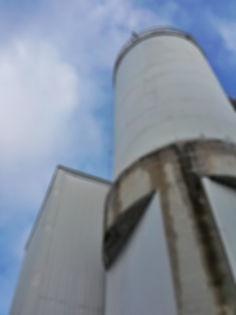 Abstrack blurred background image for factory