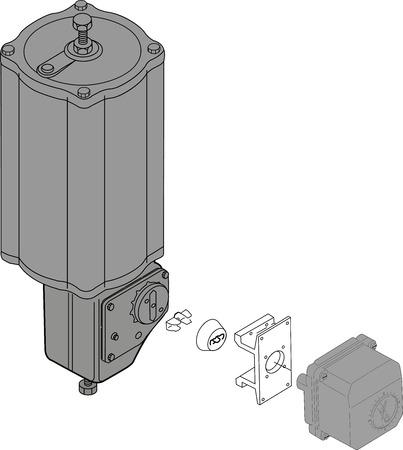 Pneumatic cylinder actuators , installation , maintenance and operating instructions Vecteurs