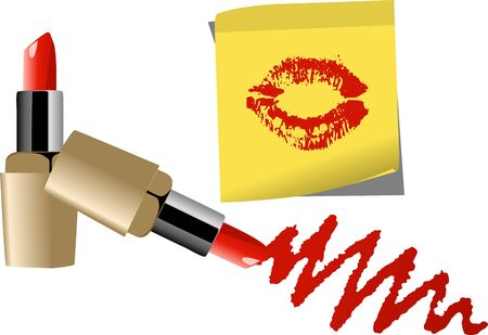 Lipstick Stock Vector - 11323803