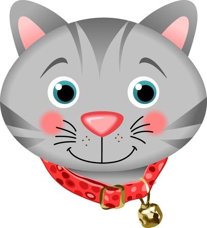 head collar: Adorable Kitten