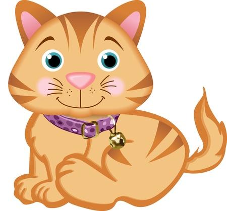 動物: 猫  イラスト・ベクター素材