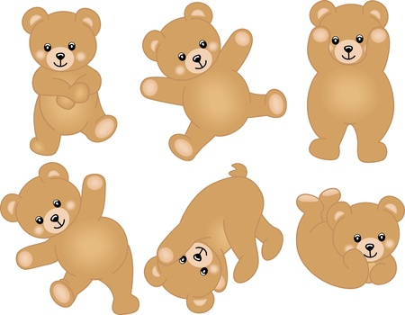 teddy: Netter Baby-Teddyb�r