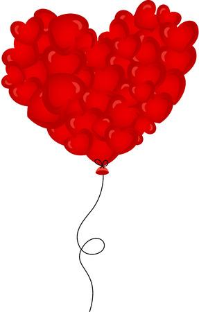 sentimental: Heart balloon