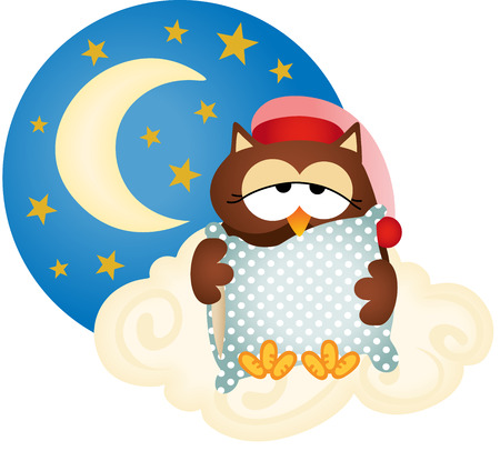 sleeping pad: Good night owl