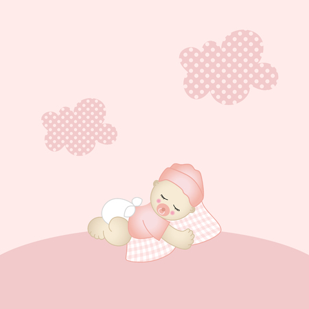 baby girl: baby girl background
