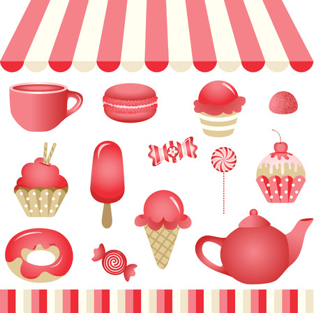 sucking: Red Candy Shop