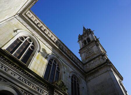 stone of destiny: Sao Torcato Church in Guimaraes, Portugal