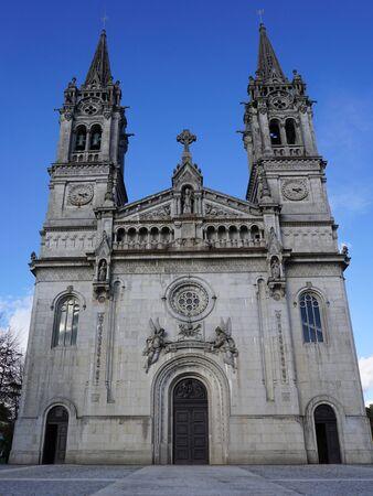 Sao Torcato Church in Guimaraes, Portugal