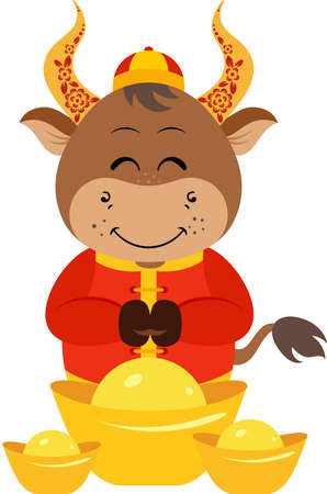 Good luck in the year of the ox