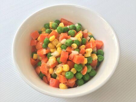carot: Mix vegetables