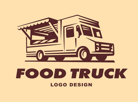 Different of food truck have a retro look
