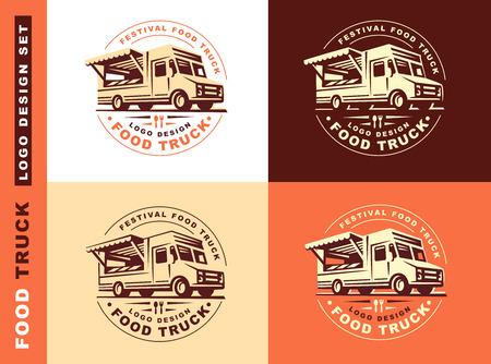 voedsel vrachtwagen