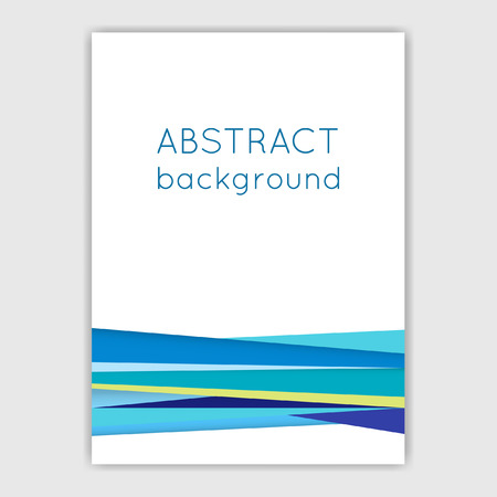 modern background: Material design. Brochures with geometric elements. Abstract Modern Background. Poster flyer business card background banner.