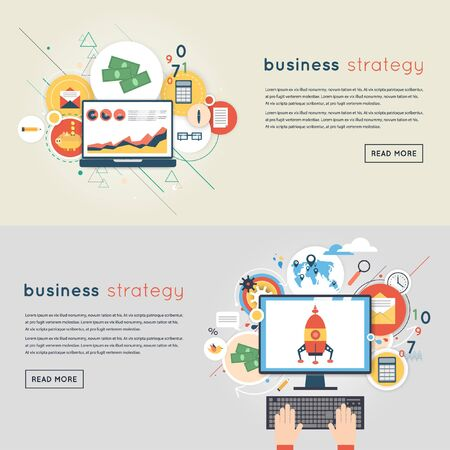 workstations: Start-up business and development.