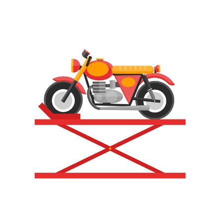 gp: Repair motorcycle