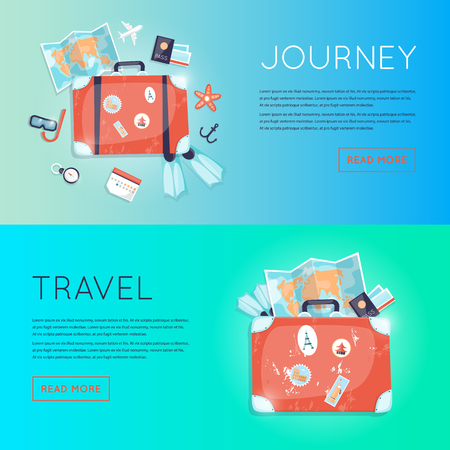 luggage travel: World Travel. Planning summer vacations. Tourism and vacation theme. Trip plan, tourism and journey. Summer travel.