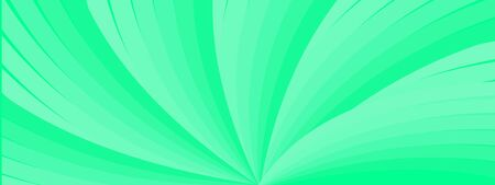 Blue green rays fractal abstract background texture pattern wallpaper vector illustration graphic design modern style