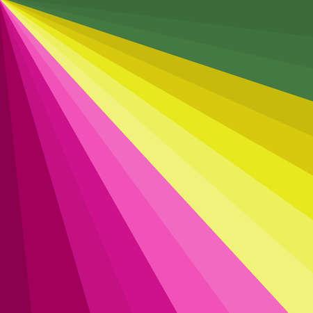 Autumn rays sunbeam colorful abstract background texture wallpaper art graphic design vector illustration trendy Иллюстрация