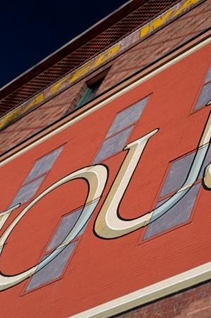 denver co: Ice House Building en Denver, Co Editorial