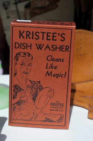 vintage disherwasher manual