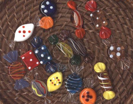 Glass Bonbons