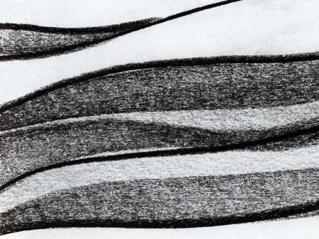 charcoal scetching Stock fotó