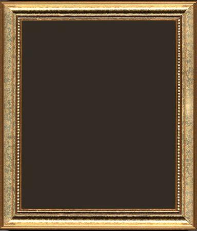 borderline: Frame sample Stock Photo
