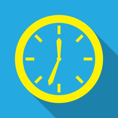 sullen: Clock icon Illustration