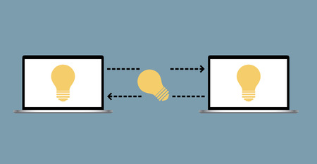 p2p: Idea sharing