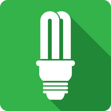 resourceful: Bulb icon Illustration
