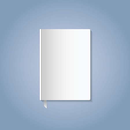 hard cover: Blank notebook