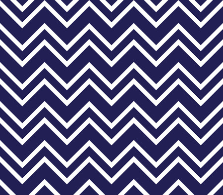 Bleu marine et blanc chevron, seamless Vecteurs