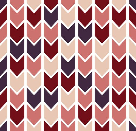 Herringbone seamless abstract colorful pattern