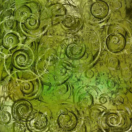 art floral grunge background pattern photo