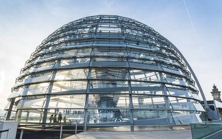 Reichstag Glass Dome - German Bundestag