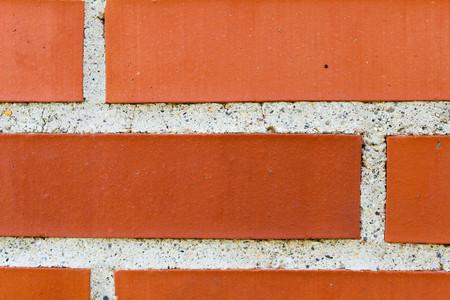 Brick Wall Detail Reklamní fotografie