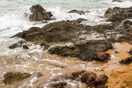 Sea in the Rocks