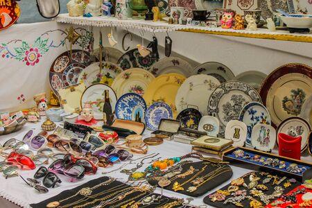 Vintage Objects Archivio Fotografico - 131833025